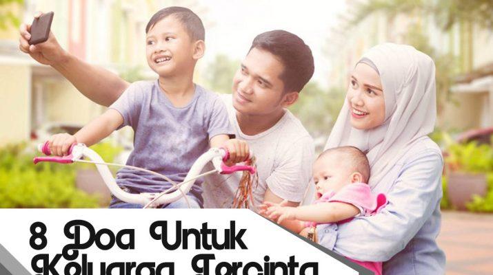 doa untuk keluarga tercinta